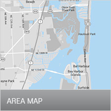 South Florida Area Map